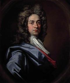 Sir John Baptiste de Medina, 1659 - 1710. Portrait painter (Self-portrait)
