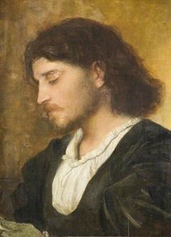 Study Of Gennaro, A Venetian Nobleman
