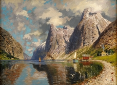 Summer in Fjord
