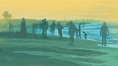 "Summertime (serie) ""Paseantes nº7"""