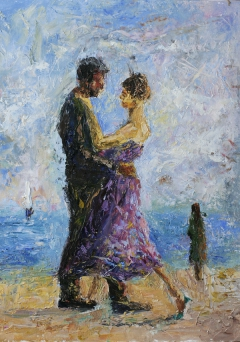 Tango in third heart
