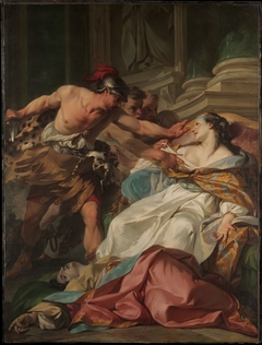 The Death of Harmonia