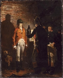 The execution of the Duke of Enghien