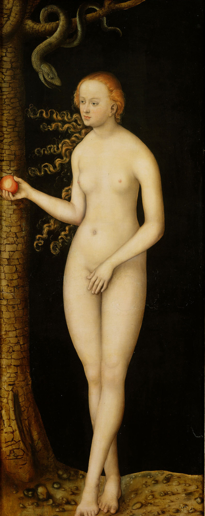 The Fall of Men:Eve