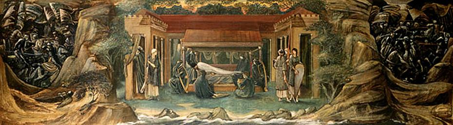 The Last Sleep of Arthur in Avalon