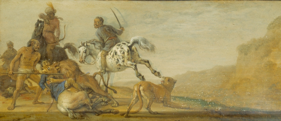 The Lion Hunt