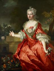 The Marquise de Fortia