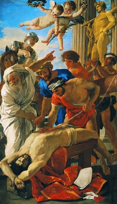 The Martyrdom of Saint Erasmus