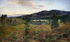 The Mountain Einundfjell