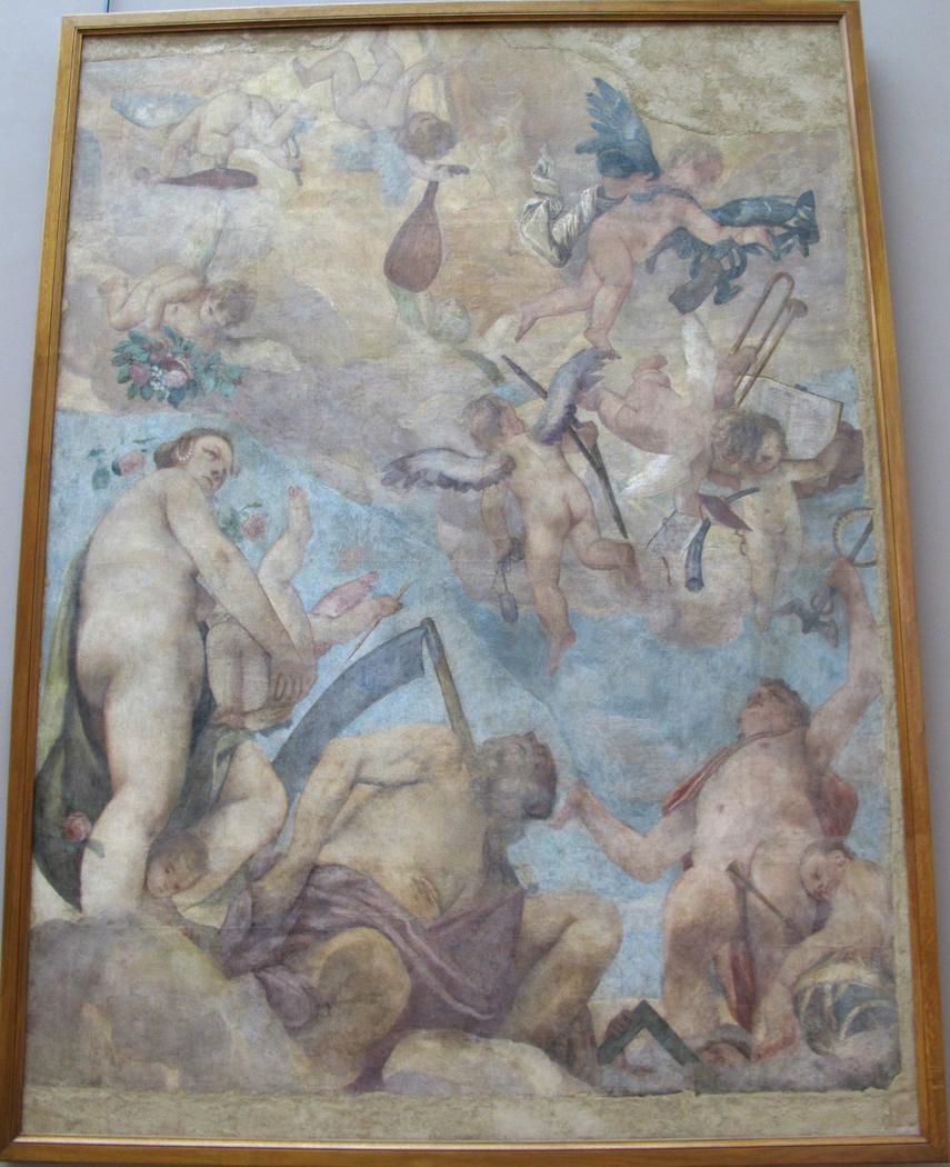 The Olympians: Venus, Saturn and Mercury