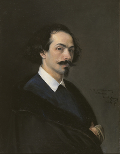 The Painter Matías Moreno