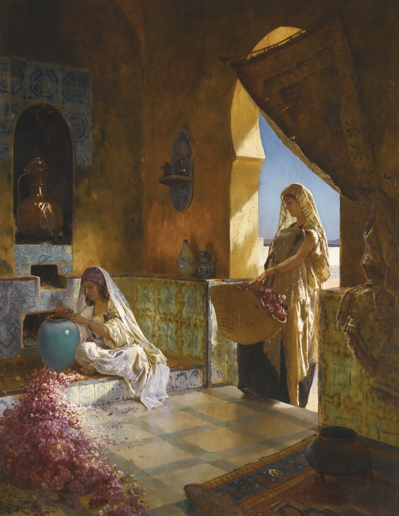 The perfume makers