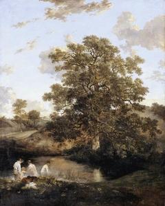 The Poringland Oak