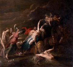 The Rape of Proserpine (after Rubens)