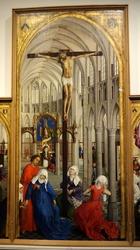 The Seven Sacraments (central panel)