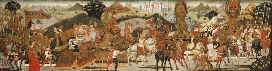 The Triumph of Alexander