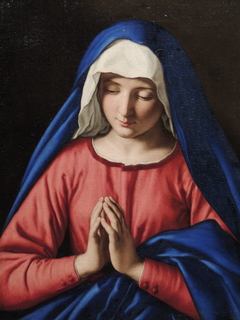 The Virgin in Prayer