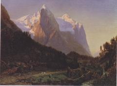 The Wetterhorn