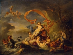 Tiumph of Galatea