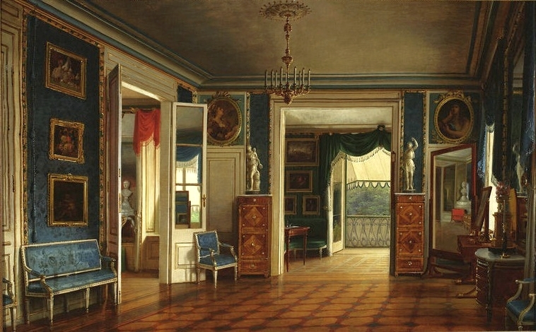 Royal Bedroom of the Palace on the Water