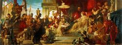 Venedig huldigt Caterina Cornaro
