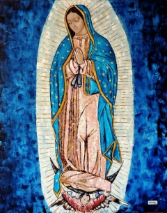 Virgen de Guadalupe / Virgin of Guadalupe