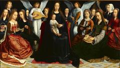 Virgin among the Virgins