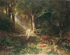 Waldfräuleins Geburt