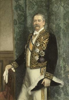 Willem Rooseboom (1843-1920). Gouverneur-generaal (1899-1904)