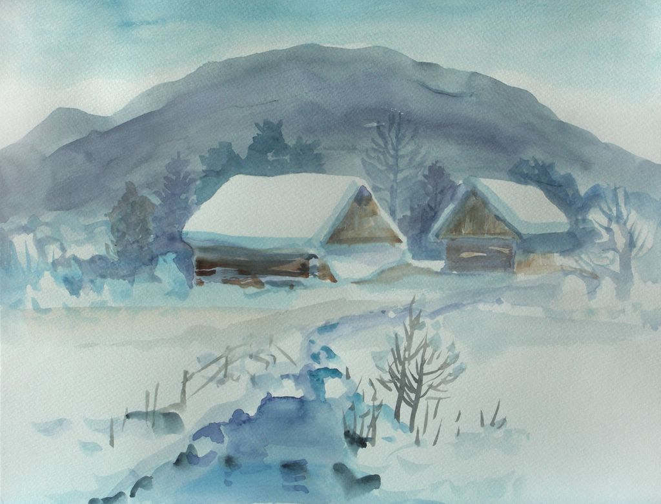 Winter Landscape (1)