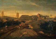 A Flemish Village