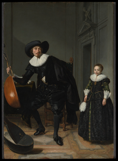 A Musician and His Daughter