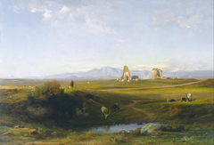 A View of the Roman Countryside