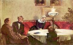 Abendgesellschaft
