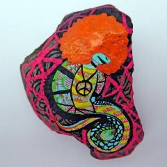 Afro-Hippie-Cobra