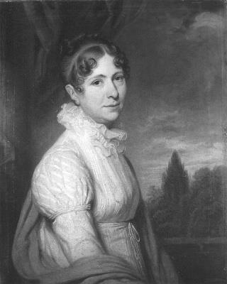 Anna Rijsendaal (1773-1856) wife of Mr. Pibo Anthonius Brugmans (1769-1851)