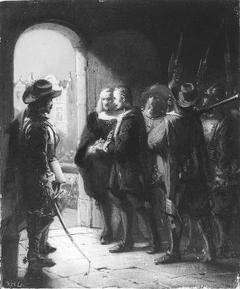 Anno 1666. De terechtstelling van Buat