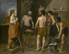 Apollo in the Forge of Vulcan