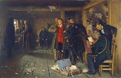 Arrest of a Propagandist