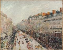 Boulevard Montmartre, Mid-Lent