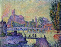 Bridge at Auxerre