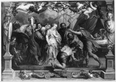 Briseis Returning to Achilles