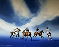 CARROUSEL POLO - Carousel Polo -  by Pascal