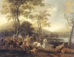 Cavalry Skirmish