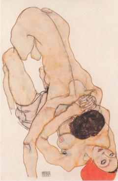 Couple lesbien amoureux