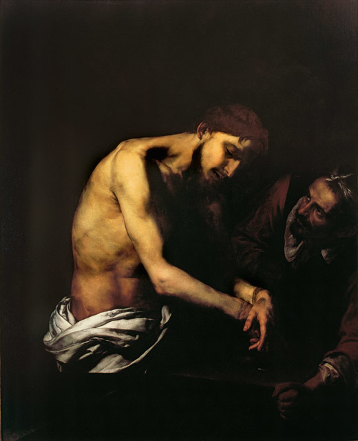 Cristo flagelado (Ribera)