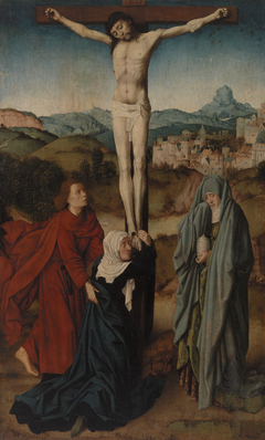 Crucifixion with the Virgin, Saint John, and the Magdalene
