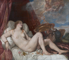 Danaë (Titian, Kunsthistorisches Museum)