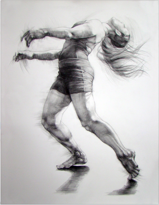 Dance drawings
