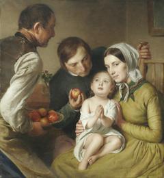 Das Bittenlernen (Familie Reiter)